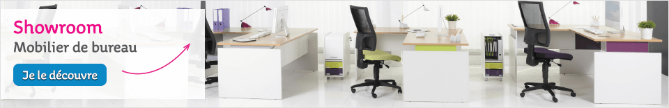 Showroom Mobilier de bureau