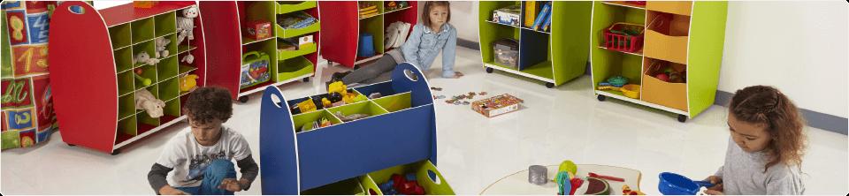 Ligne mobilier de maternelle Emma