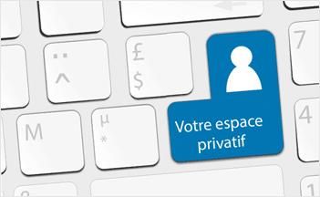 Gérer votre espace privatif