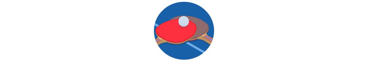 Maintenance d'entretien pour table de tennis de table extérieure